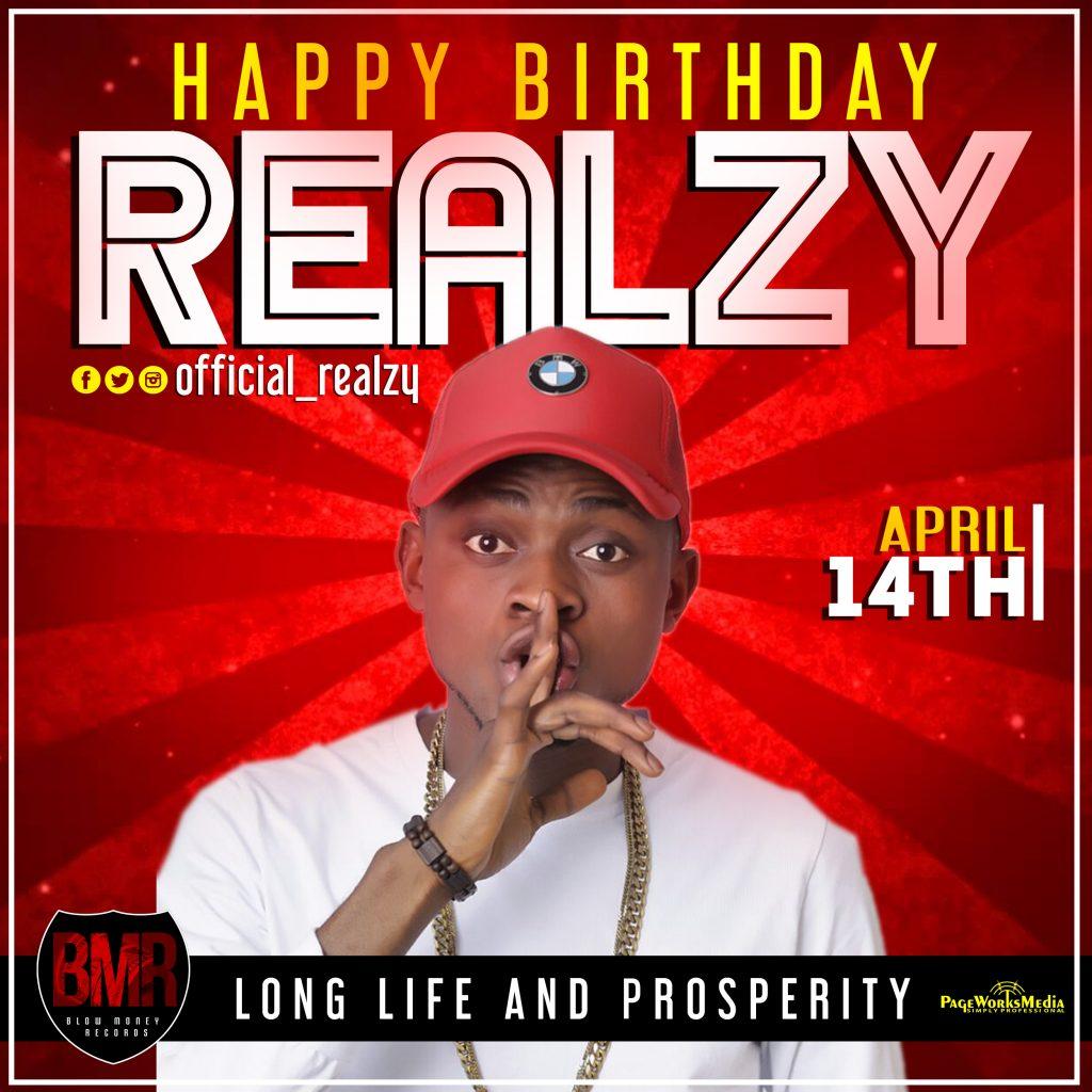 Realzy #BMG #BMR