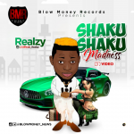 Realzy - Shaku Shaku Madness (#BMG Official Video)