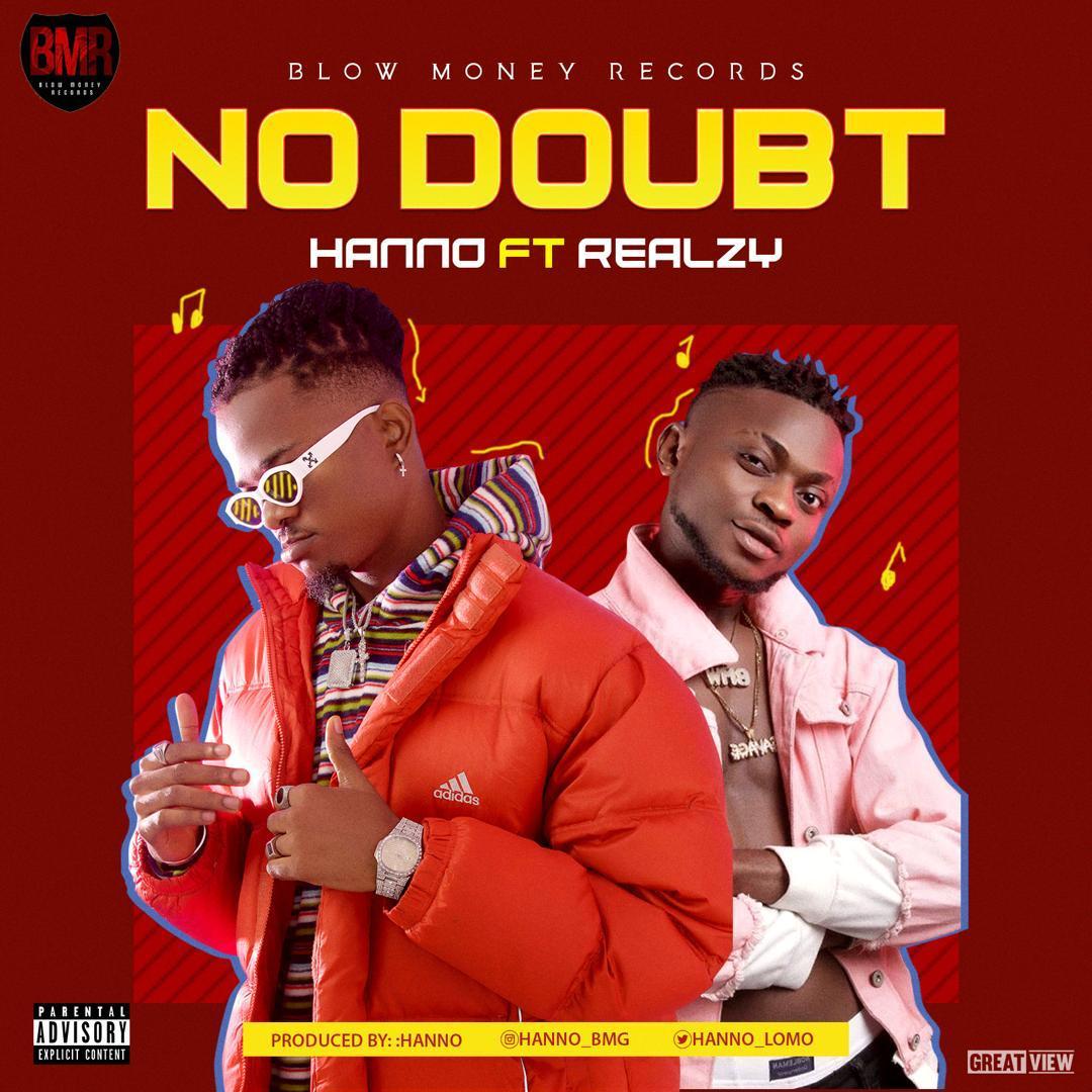 Hanno – No Doubt Ft. Realzy (Prod. By Hanno)