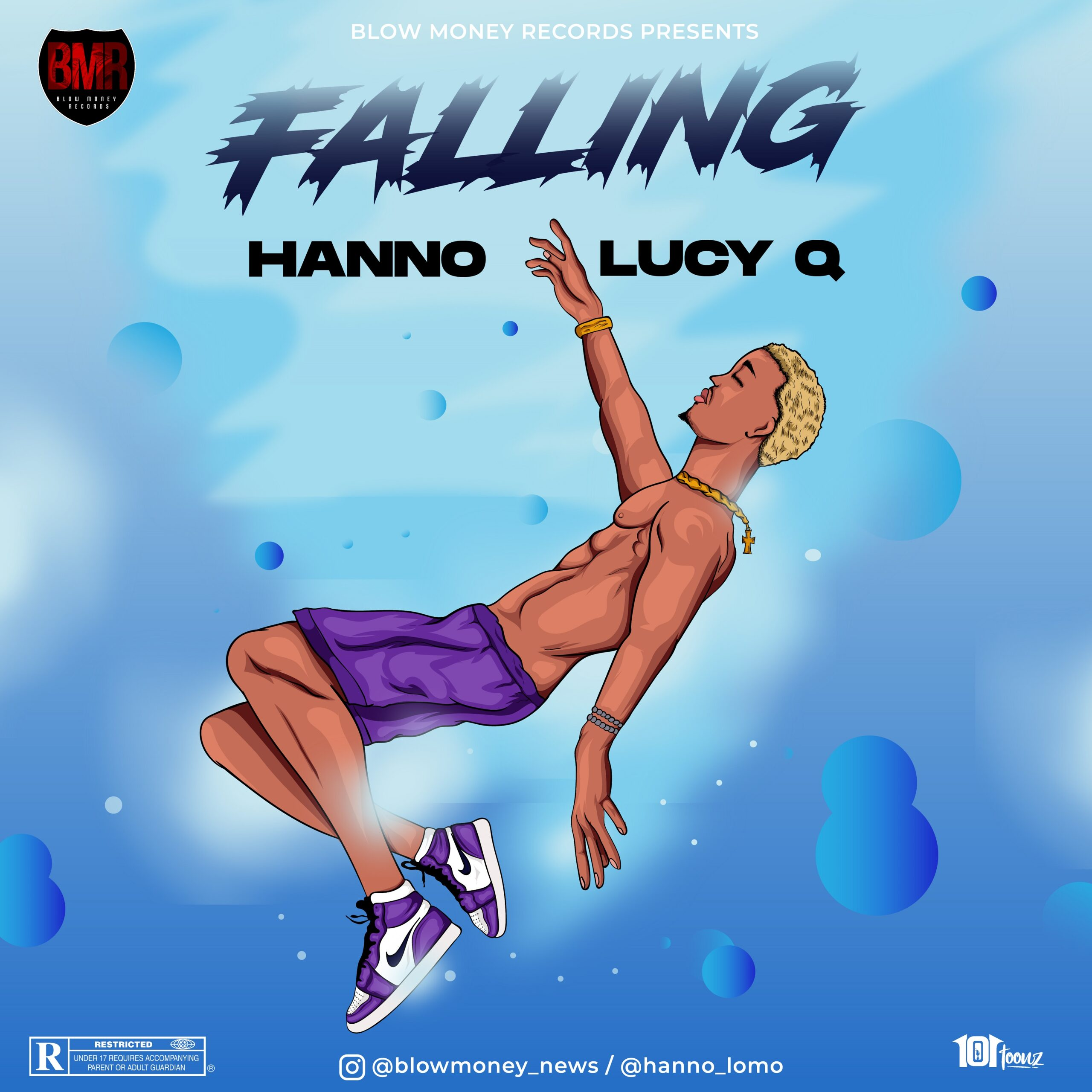 Hanno Falling ft. Lucy Q
